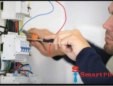 Électricité de bâtiment & industrielle