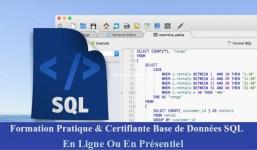 Formation Bases de données SQL