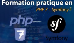 Réduction Formation Symfony 5 / PHP 7 Certifiante