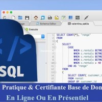 Formation Bases de données - Langage SQL