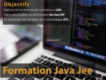 Formation JAVA J2EE En ligne / en présentiel