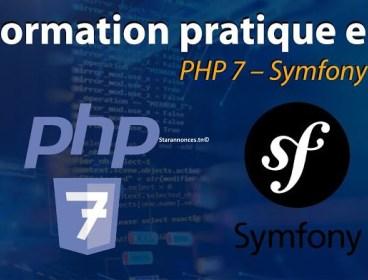 Formation Symfony 5 et PHP 7 Certifiante