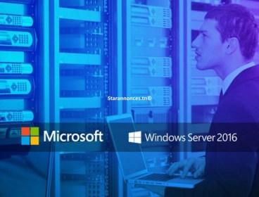 Réduction Formation Windows Server 2016 MCSA