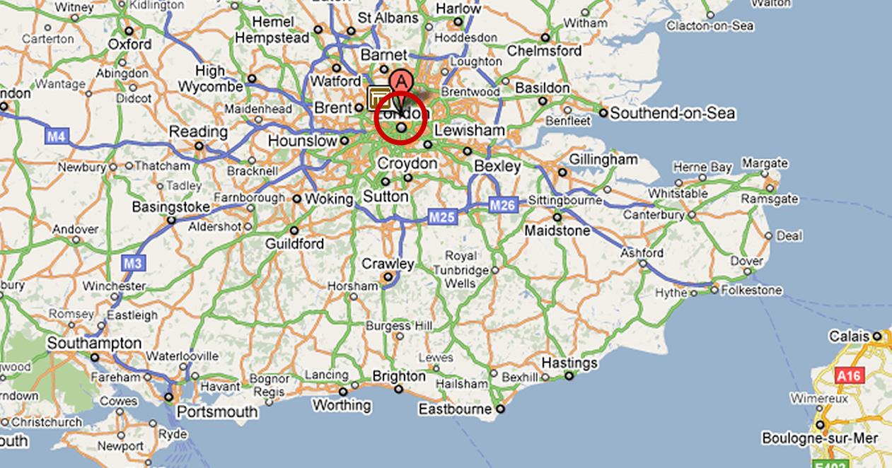 map st pancras