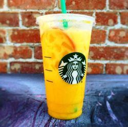 Small Of Starbucks Dragon Drink