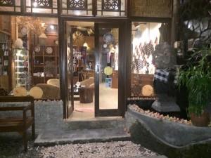 Quiet Bali nights