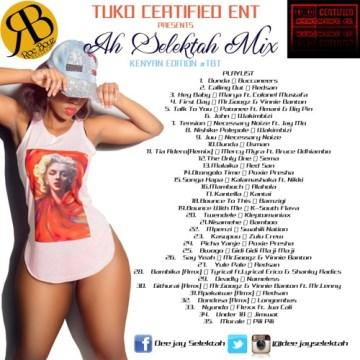 AH Selektah Mix – #TBT Kenyan Edition