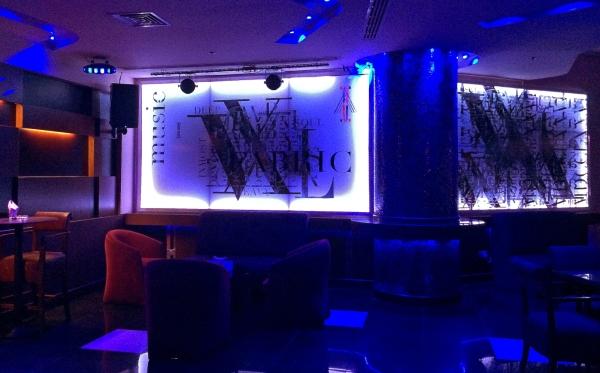 Fabric Lounge, Grand Regal Hotel, Doha.