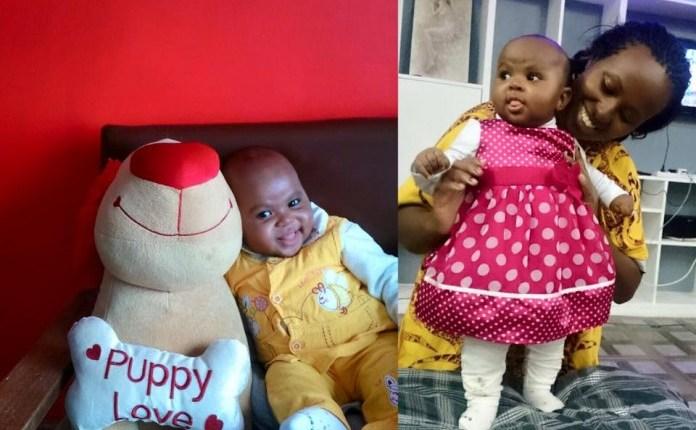 How Many Likes For Baby Nicole Mukora?!