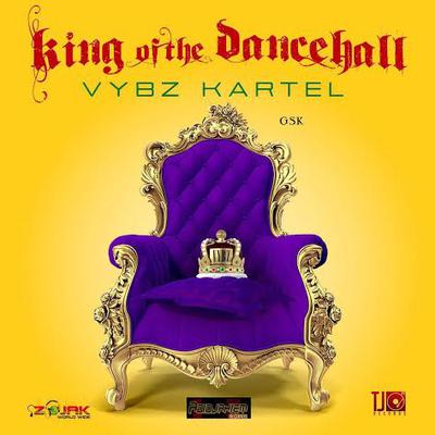 VYBZ KARTEL MAKES BILLBOARD WITH 'KING OF THE DANCEHALL' ALBUM