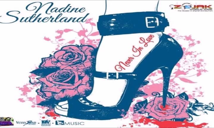 "Nadine Sutherland ""Never In Love"" PREMIERE"