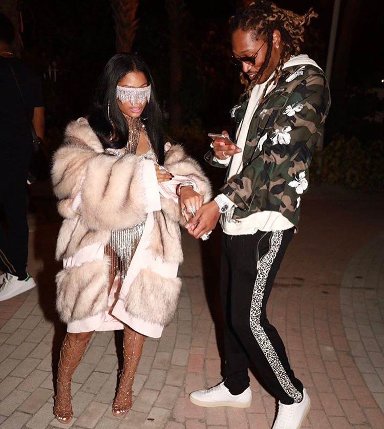 Nicki Minaj and Future