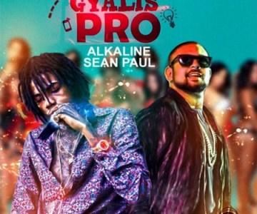 Alkaline, Sean Paul – Gyalis Pro