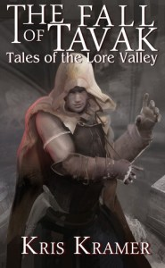 The Fall of Tavak Cover