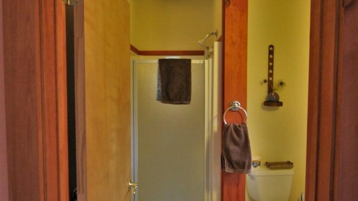Pink Room Bathroom