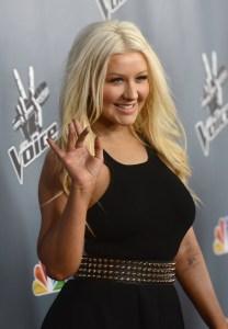 14. Christina Aguilera
