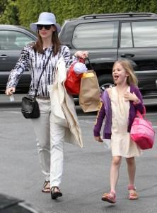 Jennifer Garner and Seraphina