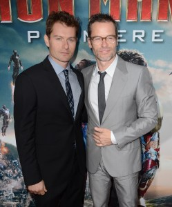 James Badge Dale & Guy Pearce