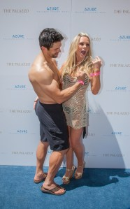 Tamra Barney & Eddie Judge