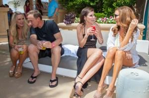 Tamra Barney's Bachelorette Party