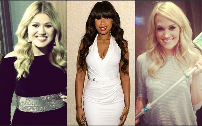 kelly-jennifer-carrie-american-idol-success