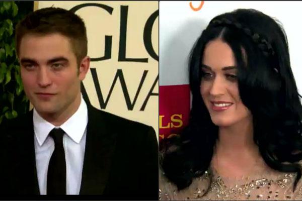 Robert Pattinson & Katy Perry