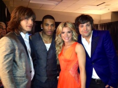 The Band Perry & Nelly