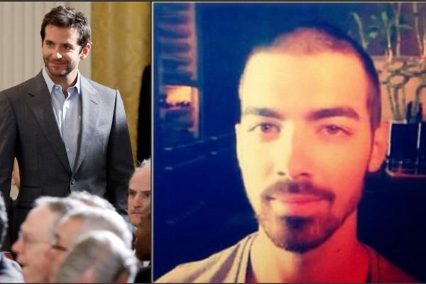 Bradley Cooper & Joe Jonas haircuts