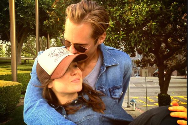 Ellen Page & Alexander Skarsgard