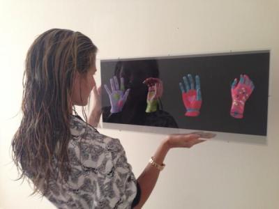 Heidi Klum & her bday gift
