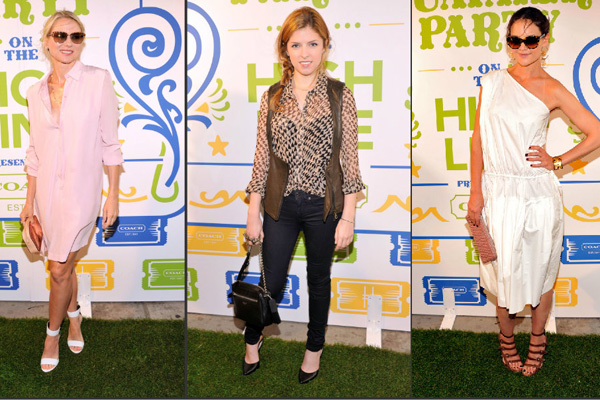 Naomi Watts, Anna Kendrick, Katie Holmes