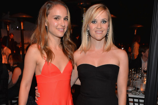 Natalie Portman & Reese Witherspoon
