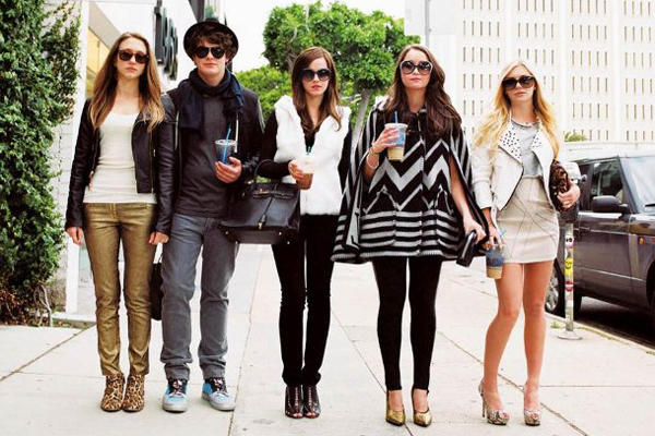 Bling Ring cast