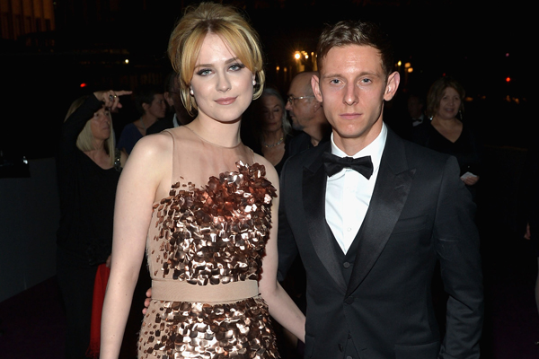 Evan Rachel Wood & Jamie Bell