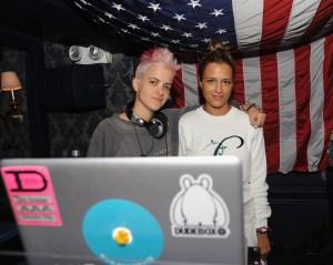 Charlotte & Samantha Ronson