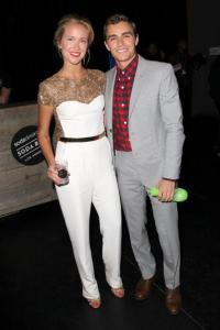 Anna Camp & Dave Franco