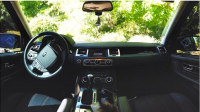 Kendall Jenner car