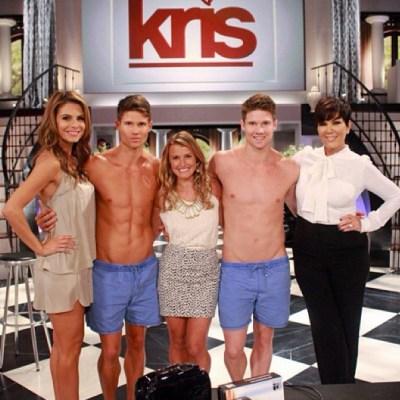 Maria Menounos/Kris Jenner