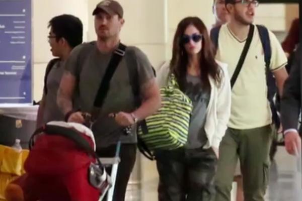 Megan Fox and Family