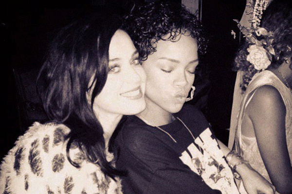Katy Perry & Rihanna