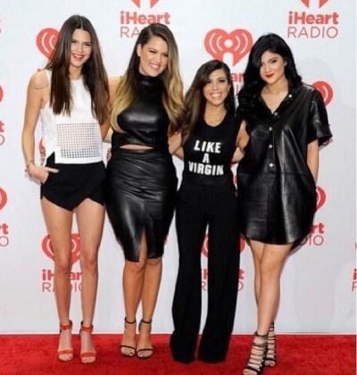 Kendall Jenner, Khloe Kardashian, Kourtney Kardashian, Kylie Jenner