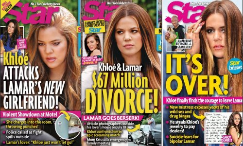 khloe covers