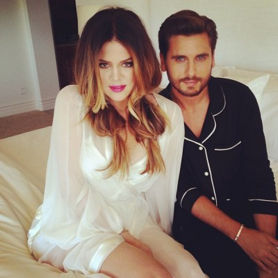 Khloe Kardashian & Scott Disick