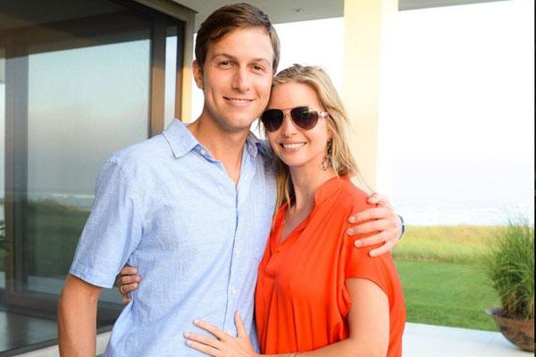 Jared Kusner & Ivanka Trump