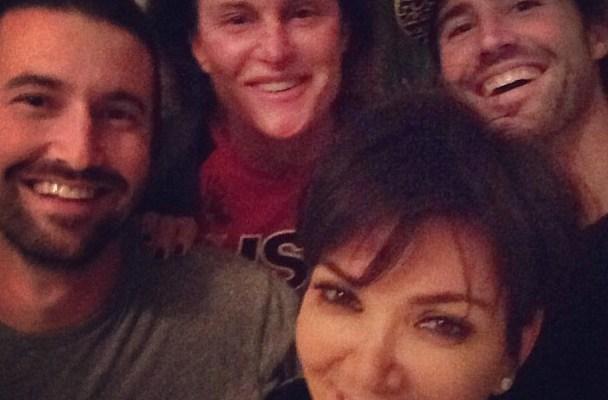 Kris Jenner Bruce Brody Brandon