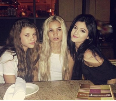Kylie Jenner & friends