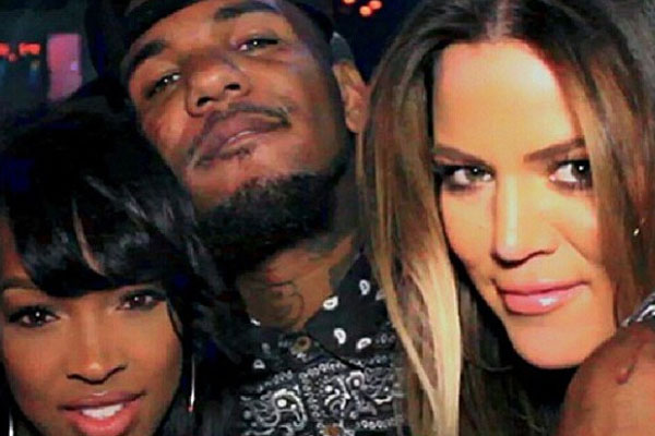 Malika Haqq, The Game & Khloe Kardashian