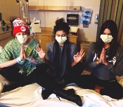 Harry Hudson, Kylie Jenner & Kendall Jenner