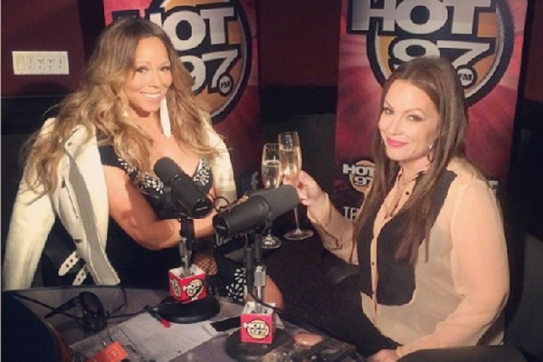 Mariah Carey & Angie (Hot 97)