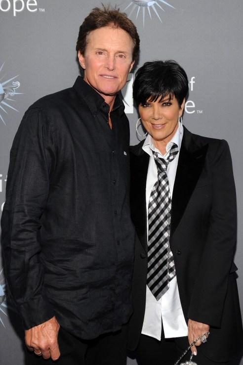 Bruce & Kris Jenner